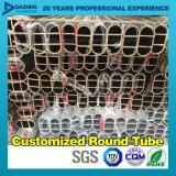 Profilo di alluminio dell'espulsione del tubo ovale del guardaroba con il buon prezzo
