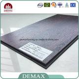 Plancher en bois de PVC de qualité de plancher de PVC de vinyle commercial