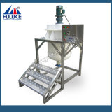 Équipement de mélange de shampooing Équipement de mélange cosmétique de réservoir de mélange chimique