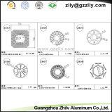 Refrigerador del perfil de la fundición de aluminio de Guangzhou Zhilv