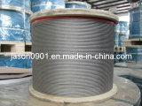 Libro macchina galvanizzato che impacchetta filo, basamento galvanizzato del filo di acciaio