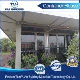 De goed Verfraaide Geprefabriceerde Villa van het Huis van de Container voor het Leven Eenheid