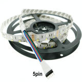 Doppio indicatore luminoso di striscia di riga 5050RGB 2835W 120LEDs/M LED