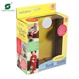 Картонная коробка подарка игрушки младенца упаковывая