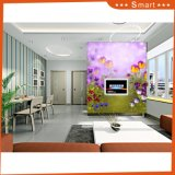 Горячие сбывания подгоняли картину маслом конструкции 3D цветка для домашнего украшения (No модели: HX-5-049)