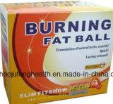 Brennender fetter Kugel-Gewicht-Verlust, der Kapsel abnimmt