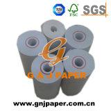 Papier thermique blanc petit rouleau pour poste et guichet automatique