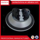 Diffuseur rond d'air de déflecteur de diffuseur de plafond d'amortisseur en plastique de diffuseur d'air de déflecteur des prix d'OEM