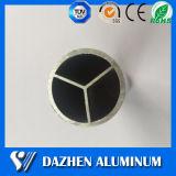 Подгонянный профиль круглой пробки диаметра алюминиевый алюминиевый с анодировано
