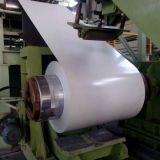 Shandong Couleur-Enduit a galvanisé le roulis en acier de bobine pour la toiture de tuile