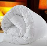 Do pato Quilt branco do fundamento da tela de algodão do enchimento para baixo