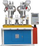 45т автоматический 2 цвета спорта башмак единственной вертикальной системы литьевого формования механизма