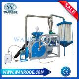 Machine à disque de moulin de poudre de revêtement en plastique de PVC de LDPE avec des systèmes de Micronzing