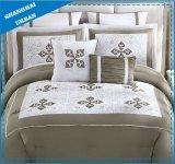 Hotel Collection 7 PCS de microfibras Consolador roupa de cama