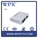 GEPON Terminal Dispositivo 1 Ge Realtek chipset de fibra ONU