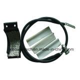 Im Freienrahmen, der gerieben wird,/Installationssatz für koaxiale Kabel geerdet ist