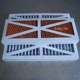 Minifilter der falte-F7 von den Qualitäts-Luftfiltern