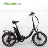 """20 """" vélo électrique pliant avec port USB (TDN13Z)"""