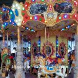 16 Sitzluxuxunterhaltungs-Spielplatzkiddie-Karussell