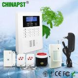 Système d'alarme sans fil d'intrus de PSTN+GSM pour la garantie à la maison (PST-PG992CQ)