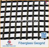Битум с покрытием из стекловолокна для Geogrid асфальт наложение усилитель