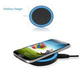 Fantasy cargador inalámbrico de coche Pad Qi Receptor inalámbrico Bluetooth del teléfono móvil de alta velocidad del Banco de potencia cargador para Oppo Vivo iPhone Samsung Galaxy