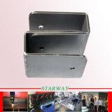 Präzisions-Metalllaser-Ausschnitt-Teile mit Qualität
