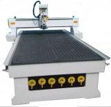Couteau en bois de commande numérique par ordinateur de qualité de machine de gravure de commande numérique par ordinateur de Tableau de vide