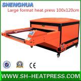 Máquina automática de prensa de calor de sublimación de sublimación automática de dos estaciones