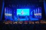 Видео в формате HD для установки внутри помещений P4.8 светодиодный дисплей с Die-Casting панели