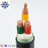 Tension faible conducteur cuivre aluminium Gaine en PVC avec isolation XLPE les câbles de puissance