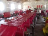 Сосредоточено на заводе дешевые оптовые PP сетчатых мешков для картофель и лук