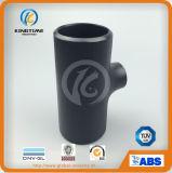 La reducción de CS Tee accesorios de tubería de acero al tee B16.9 de ASME (KT0085)