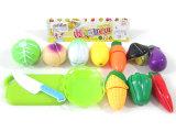 Cutting Food & Kids를 위한 Vegetable Toys의 부엌 Play Set