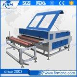 Lederne CO2 Laser-Scherblock-Gewebe-Laser-Ausschnitt-Papiermaschine