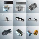La fabricación de buena calidad de codo de 45 grados/codo de 90 grados de mangueras hidráulicas de acero al carbono accesorios de tubería (JA017)