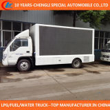 Sino Brand 4X2 Mobile LED Advertizing Truck für Sale