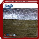 A60 Wärmeisolierung-Material-Basalt-Felsen-Wolle-Vorstand mit Fsk
