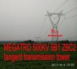 Torretta della trasmissione di tangente di Megatro 500kv 5b1 Zbc2