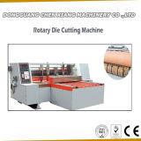 Tipo giratório máquina cortando do cartão automático