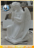 Мраморный Non-Religious высекать ангела статуи
