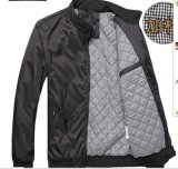 Rivestimento tessuto Clothing100%Poly degli uomini (RTJ14097)