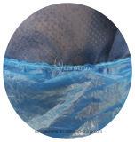 PEの青い防水使い捨て可能な袖カバー