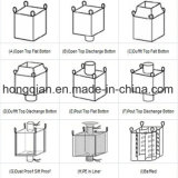 La Chine Wholesale PP Super Sack / Jumbo / Conteneur FIBC / flexible / Big / / sac tissé d'approvisionnement en vrac par Direct usine/Fabricant Prix