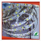 Iluminación de tira Bendable de SMD2835 el 10W/M DC12V LED usada en muestras y canales