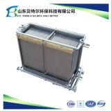 Sistema de tratamiento de aguas residuales de Mbr del restaurante del biorreactor de Mbr