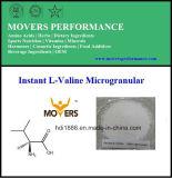 De onmiddellijke l-Valine Microgranular/Rang van het Aminozuur gelijkstroom