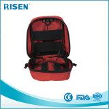 Erste-Hilfe-Ausrüstung/rote Emergency Beutel-/Kreuz-Erste-Hilfe-Ausrüstung umschnallen