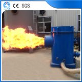 Bruciatore di bambù industriale della segatura di Haiqi per la grande caldaia di capienza