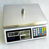 Échelle industrielle d'évaluation de batterie rechargeable (30kg/0.1g)